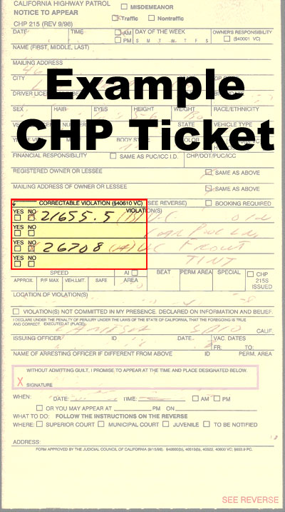 Where is the violation number? - TicketAssassin